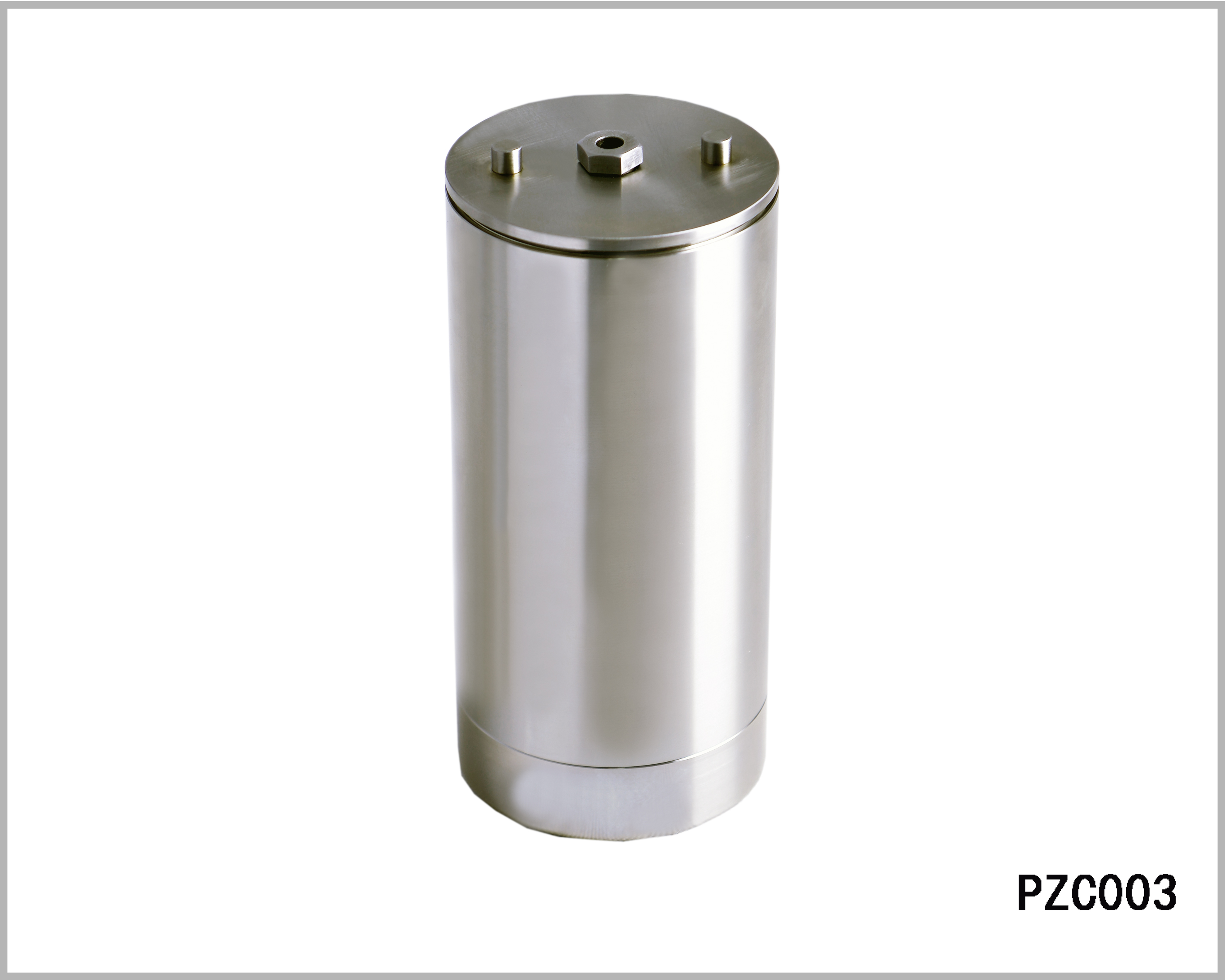 Slurry Cup-Pressurized Consistometer