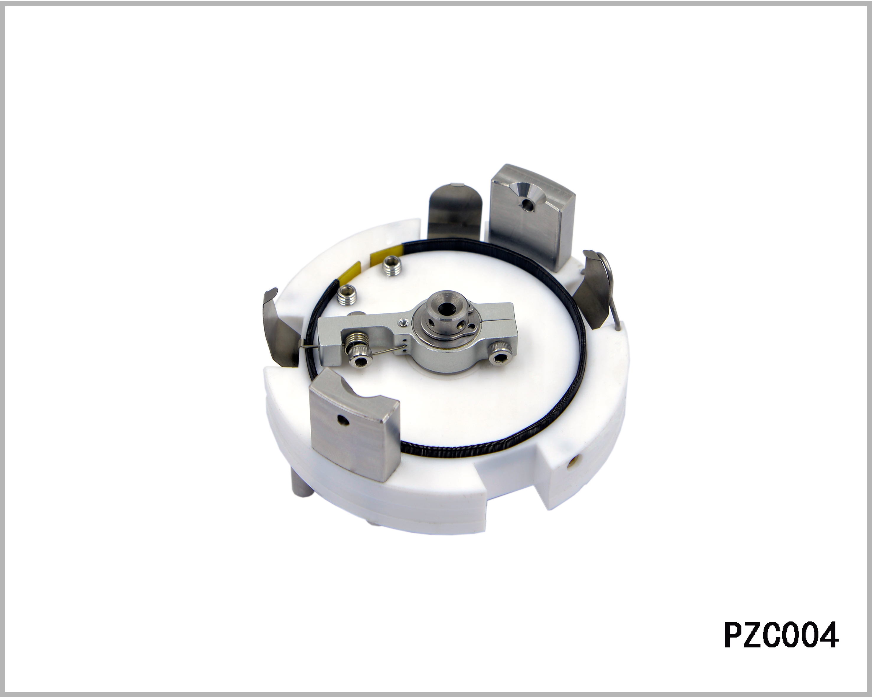 Potentiometer-Pressurized Consistometer
